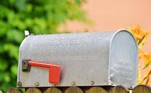 Kontakt amerikanischer Briefkasten
