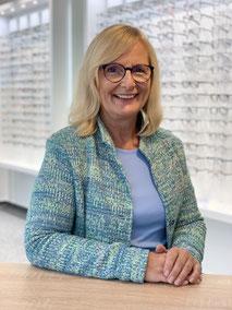 Ursel Kröger, Mitarbeiterin beim GlasHaus - dem optiker