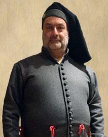 Augustin von Uedesheim, Feldkoch