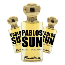 parfum Parfüm EDT extrait de Parfüm Douglas flaconi dutfywilling von Heisenbeard bestes Parfüm für den Mann männerduft Pablos Sun 100ml