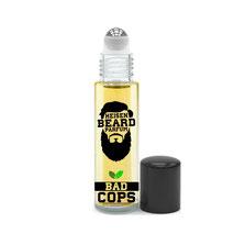 Bart Parfüm Duft 10 ml bad cops von Heisen beard Oil