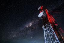 fibre optique gsm télécom