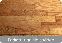 Reinigungsmittel für Parkettböden und Holzböden