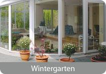 Wintergarten, Fenster, Rahmen einfach putzen und versiegeln mit Lotuseffekt.