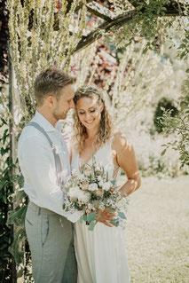 Hochzeitspaar Hochzeitsfotografie