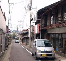 松井田の町並み2
