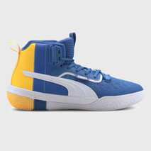 PUMA LEGACY - BLUE-ULTRA YELLOW