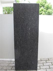Grabstein Black Velvet