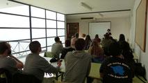 Estudiants catalans i d'arreu d'Europa i Amèrica a les aules