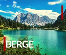 Familienurlaub an kristallklaren Bergseen in den Kitzbühler Alpen
