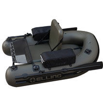 Elling Optimus Max 2020 bellyboat belly boat float tube Zeck Belly cat Jenzi Fishing Railblaza Fasten 12bb
