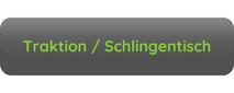 Button Aufschrift Traktion Schlingenstich grau grüne Schrift