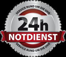 24h Notdienst für Wasserschaden und Bautrocknung