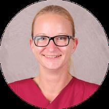 Portrait Antje Rieger Pflegeteam