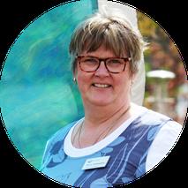 Portrait Sandra Behrens Pflegedienstleitung
