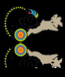 Chamäleon e.V. Stralsund an der Ostsee! Logo-Favorit durch Abstimmung