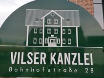 Schilder der Vilser Kanzlei in Bruchhausen-Vilsen