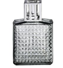 Lampe Berger Brander Diamant Grise