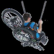 Bike & Fly Harness, l'outil des baroudeurs
