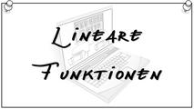 Lineare Funktionen