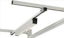 Systemarbeitsplatzleuchten LED Technologie