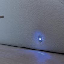 Blaue LED Nachtbeleuchtung