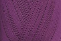 Coton Oeko-Tex violet pour bijoux au crochet