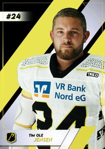 Tim Ole Jensen #24