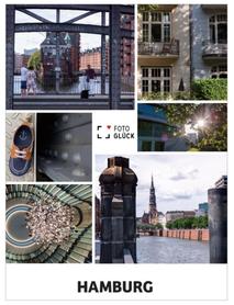 Leinwanddruck Hamburg