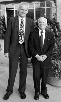 Prof. Dr. Donald Nuss, Prof. Dr. Frank-Martin Häcker