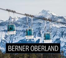 Übersicht Box Berner Oberland Skiwetter & Schnee