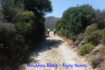Mountain Biking and trekking tours on Naxos