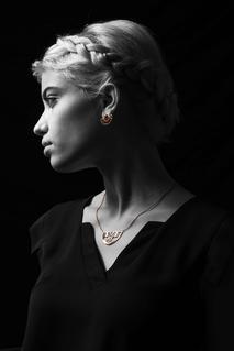Collection Inspiration Art Déco pour Femme Argent 925