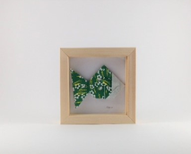 Cadre mural origami Poisson chambre d'enfant cadeau de naissance