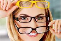 Brillenvielfalt