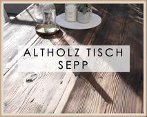 Altholz Esstisch