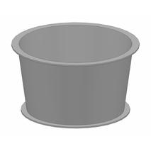 Übergangsrohr - Baukasten Rohrbauteile