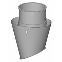 Schwenkkopf - Baukasten Rohrbauteile