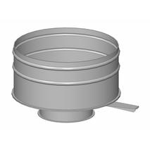 Absackstutzen - Baukasten Rohrbauteile