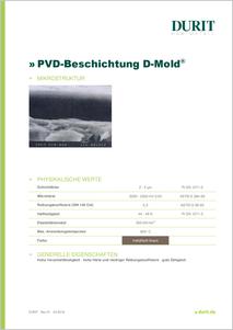 PVD D-Mold