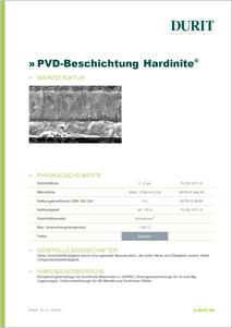 PVD Hardinite