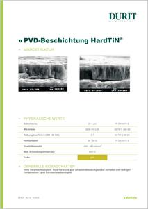 PVD HardTiN