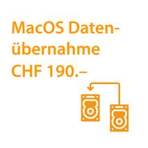MacOS Datenübernahme