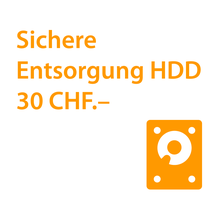 Sichere Entsorgung HDD MacOS