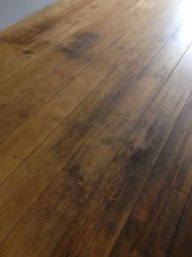 Vloerrestauratie eiken plankenvloer door Design Vloeren Nijkerk