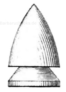 Sächsisches Kompressionsgeschoss