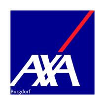 Sponsor AXA Burgdorf Theaterverein Worben