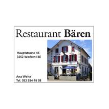 Sponsor Restaurant Bären Theaterverein Worben
