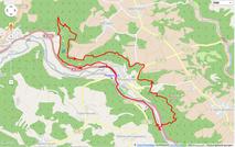 Grün-Kreuz-Wiesenttal-Runde
