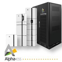 Alpha ESS Speichersystem USV Notstrom